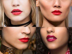 warna lipstik merah