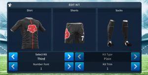 Cara Mengganti Seragam Dream League Soccer