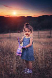 pakaian anak, pakaian anak perempuan